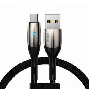 کابل شارژ باسئوس USB به USB-C مدل A02 به طول 1 متر